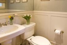 Bathrooms / by Terri Lowery