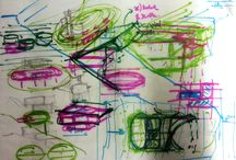 My Sketches / architectural design sketches