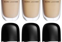"""Marc Jacobs cosmetics / """" Let's do what we love and do a lot of it """"  *Marc Jacobs *"""
