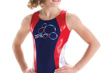 Inspiration - Artistic Gymnastics Leotards