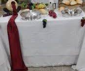Mesa para seia do Senhor