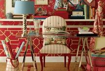 crafts room / by Sheila Mccawley-schultz