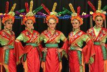ondel-ondel dance javanese dance-Betawi Dance