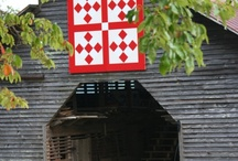 Barn quilt signs