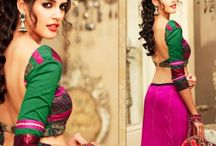 Wedding Designer Sarees Online / Jugniji.com : A huge sparkling collection of Indian ethnic wear in our attention-grabbing online showroom whose variety is growing every month. ##http://goo.gl/EYyrFS