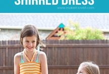 Summer Sewing / Swimsuits, cover-ups, swim bags and other summer sewing patterns, tutorials and inspiration.