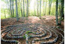 sacred yard space