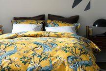 Bedroom lead fabric