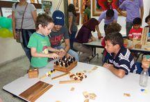 Fiesta Panamericana de la EAP Zamorano 2015 / Biblioteca Wilson Popenoe presente en la Fiesta Panamericana de la EAP Zamorano