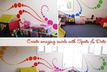 Kiddies bedroom