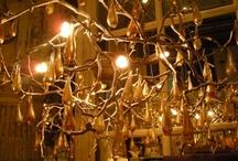 Branch Light Fixtures