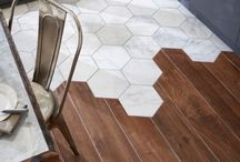 Flooring / Flooring - tile, wood, laminate, etc.