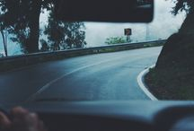 Travelling, Landscapes