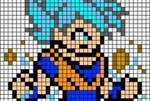 Pixel Art Dragon Ball