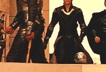 Loki/Tom Hiddleston