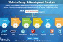 Website Design and Development / Website Design and Development : http://www.brevitysoftware.com/