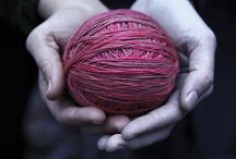 Yarn! / Some yarn from the shop and other fun stuff. www.veganyarn.com