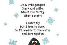 Penguin poem