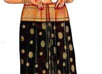 Sari's petticoats & fabrics