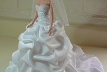 muñecas vestidas de novias