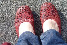 Redesign av sko