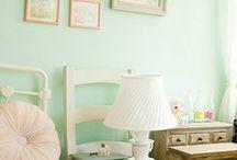 Bedroom colour scheme's