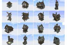 Minecraft Mittelalter