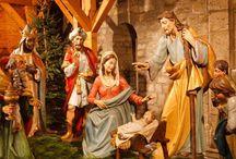 Napoli presepe natalizio