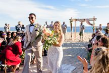 Kate and Merhawi / Cabo Destination Wedding at Villa Marcela Cabo wedding planner: Amy Abbott Events Photography: Art N Colors by Gonzalo Verdeja