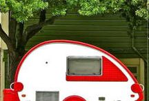 Escape Pods / by Buck Furnishings