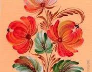 Pittura bauermallerai e rosamaling e mobili
