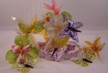 Kvety zo  želatíny
