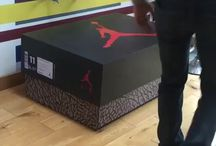 DIY / Schoenenbox Jordan