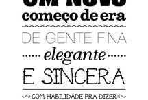 posters c/frases