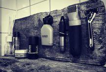 Bathroom items organisation