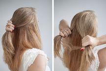 hår / frissa