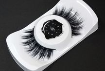 'Fire Walker' Rouge & Rogue / These ultra wispy lashes are longer than the sky! This luxurious set of lashes features a layered voluminous curled design with varying lengths for maximum impact .This style has quickly become a cult beauty favorite! Fire Walker is part of the Onyx Collection - our beloved original collection of luxurious mink lashes.