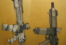 Awesome Guns / A collection of guns we think are sweet, with or without camouflage. / by GunSkins