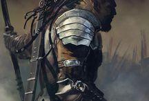 CHARACTER | Orcs, goblins, trolls