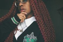 If Hermione Was In Slytherin / Just living the Hogwarts life, Harry Potter forever