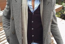 The perfect gentleman: Dapperstyle