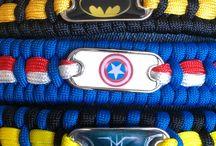 Karkötők / Bracelets