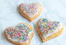 Sweet Treats + Food Crafting / Let's make treats and extras to sweeten up your day!