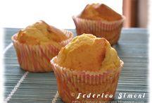 Muffin salati e dolci