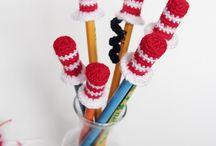 Crochet - Dr Seuss
