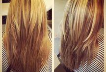 Hair. / by Kenzie Schrock  | Kenzie's Adoornments