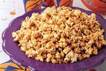 Popcorn Madness / Check out these delicious snacks to munch on while watching the basketball games this weekend! / by JOLLY TIME Pop Corn