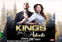 New promo song... KINGS - Όπου Με Πας (Dj Livisianos S. Sideris Coco Jumbo Mix)