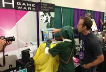 Game Wars 2014 / The best game developers in Utah competing to win the Game Wars 2014 and show off their games at Comic Con!