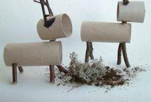 ruličky od toaletního papíru